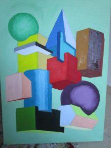 Assemblage géométrique